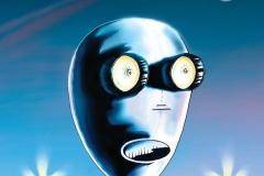 ROBOTS Cover - GrayHaven Comics